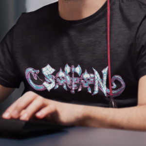 satan tshirt